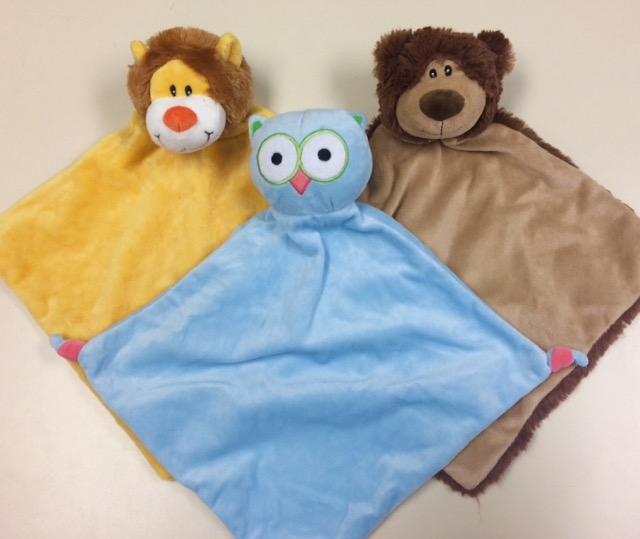 Custom Baby Blankets